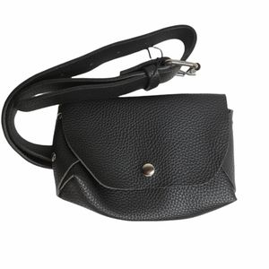 Fanny Pack With Convertible Strap